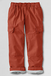 Boys' Iron Knee® Lined Ripstop Pants