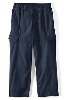 Boys' Iron Knee Ripstop Cargo Trousers