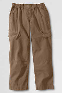 Boys' Iron Knee Ripstop Trousers