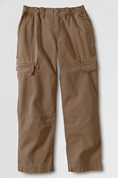 School Uniform Boys' Iron Knee® Pull-on Ripstop Pants