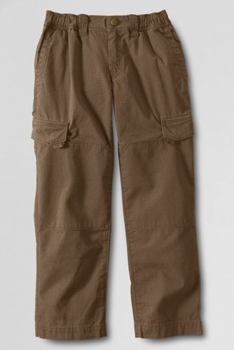 Little Boys' Iron Knee Ripstop Cargo Trousers