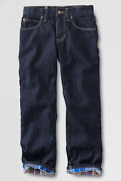Boys' Classic Fit Iron Knee® Lined Denim Jeans