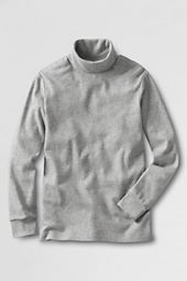 Boys' Long Sleeve Turtleneck