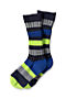 Classic Navy Multi Wide Stripe Thumbnail 0