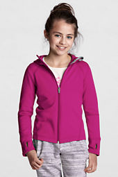 Girls' Polartec Power Stretch Hoodie