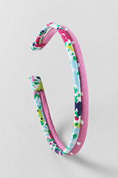 Girls' Double Print Headband