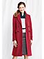 Women's Regular Luxe Wool Blend Double-breasted Coat