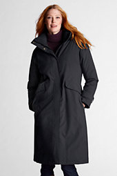 Women's Down Commuter Long Coat