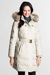 Women's Modern Down Coat