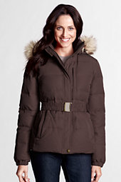Womens Modern Down Jacket