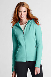Women's Polartec Power Stretch Hooded Jacket