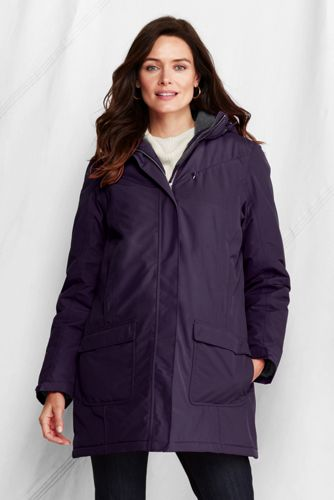 Women's Petite Squall Insulated Parka