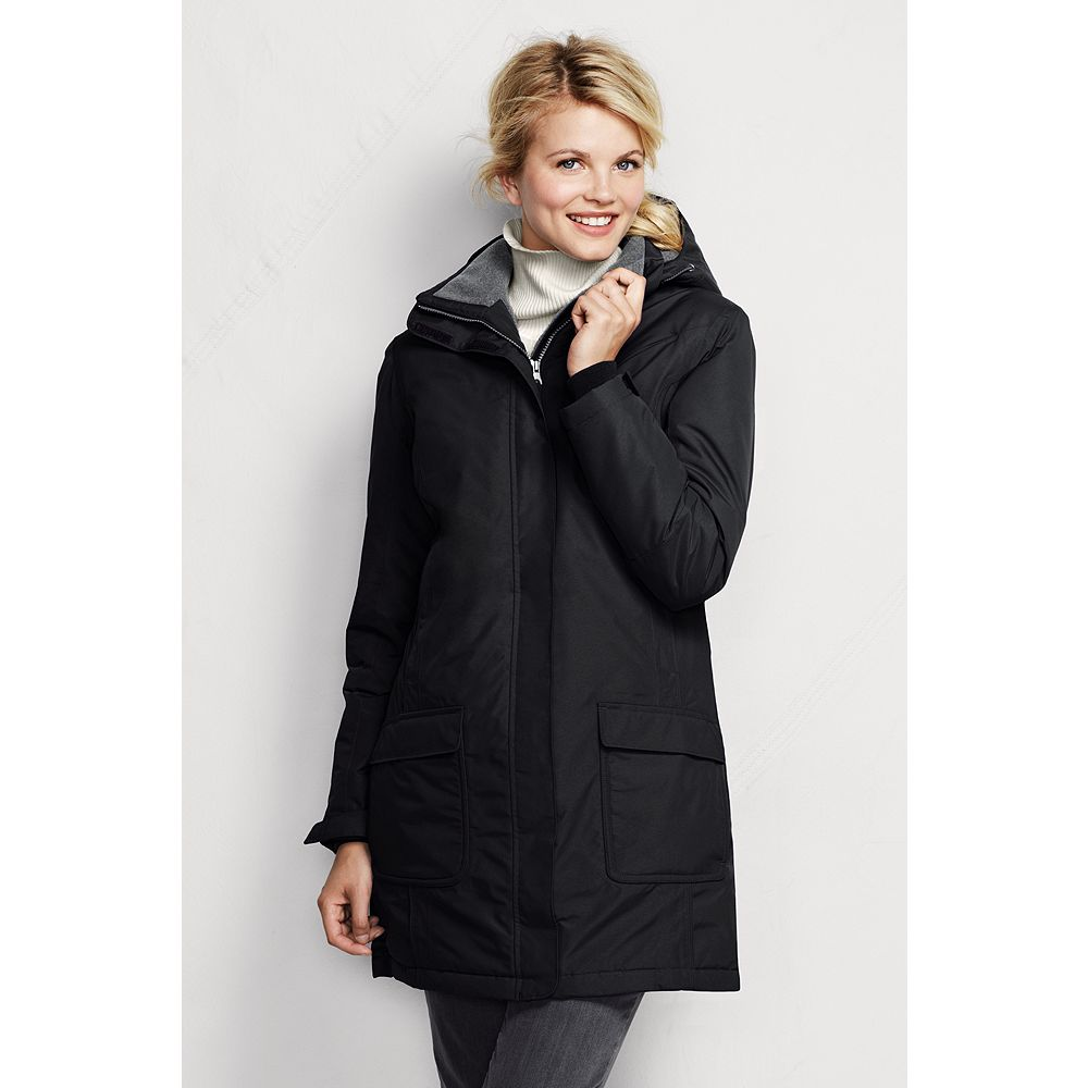 Lands' End Women's Regular Insulated Squall Parka at Sears.com