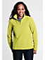 Women's Regular Polartec® Aircore® 100 Plain Half-zip Pullover