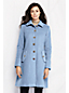 Le Manteau de Luxe en Laine Femme, Taille Standard
