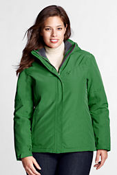 Women's Hooded Squall Jacket