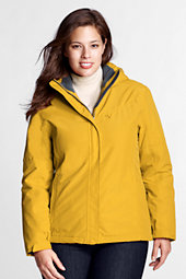 Women's Plus Hooded Squall Jacket