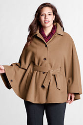 Women's Wool Cape