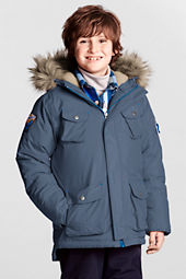 Boys' Northwest Passage Waterproof Down Parka