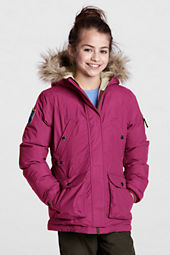 Girls' Northwest Passage Waterproof Down Parka