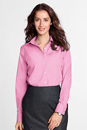 Women's Long Sleeve Modern Broadcloth Shirt