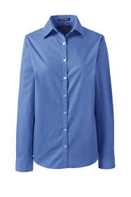 Women's Long Sleeve Broadcloth Shirt
