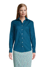 Women's Tall Long Sleeve Broadcloth Shirt