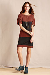 Women's Merino Boatneck Dress