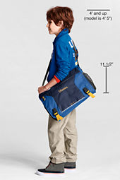 Kids' Solid ClassMate® Messenger Bag