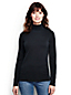 Women's Regular Shaped Supima® Long Sleeve Roll Neck