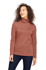 Women's Supima Cotton Turtleneck