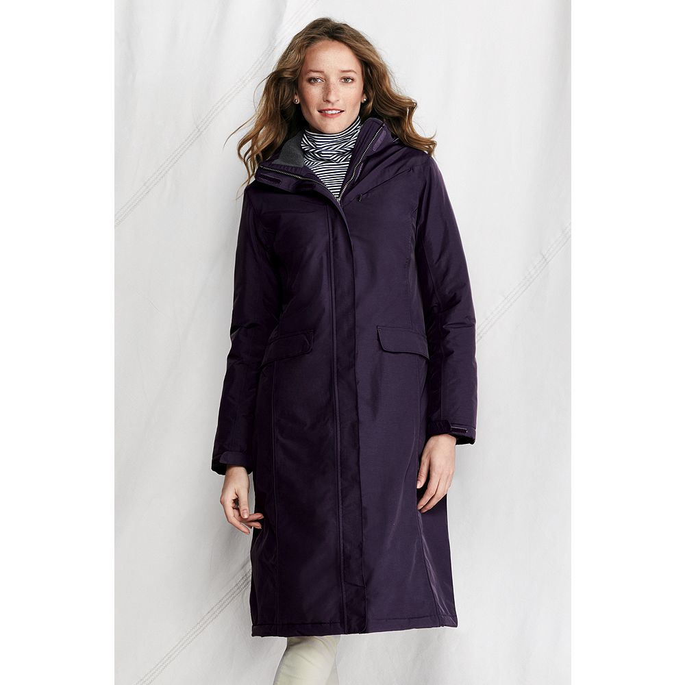 Lands' End Women's Regular Stadium Squall Coat at Sears.com