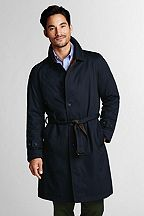 Cotton Wool Reversible Coat 419687: Classic Navy