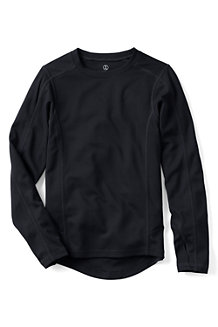 Boys' Thermaskinª Heat Midweight Long Sleeve Crew Neck
