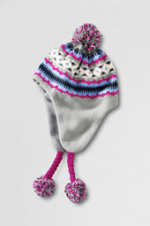 Girls' Northwest Passage Peruvian Hat