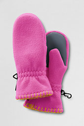 Girls' Polartec® Aircore® 200 Mittens