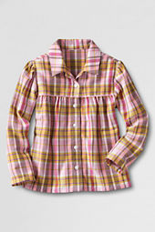 Girls' Flannel Sleep Shirt