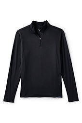 Men's Thermaskin™ Heat Midweight Base Layer Half-zip Pullover