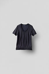 Women's Short Sleeve Performance II Twist Scoop Top