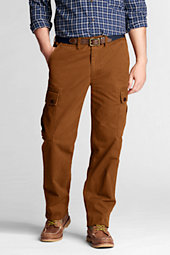 Men's Casual Cargo Trousers