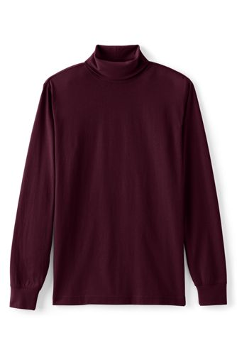 Le T-Shirt Col Roulé