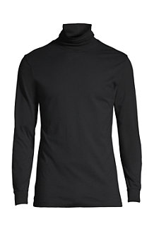 Men's Long Sleeve Roll Neck Super-T