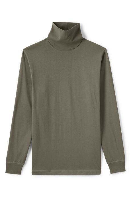 Men's Big & Tall Super-T Turtleneck