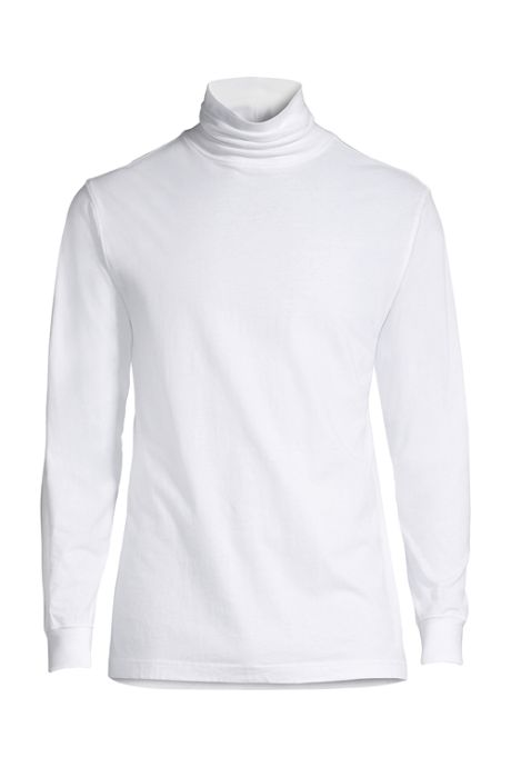 School Uniform Men's Big & Tall Super-T Turtleneck