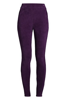 Women's Stretch Knit Cord Leggings