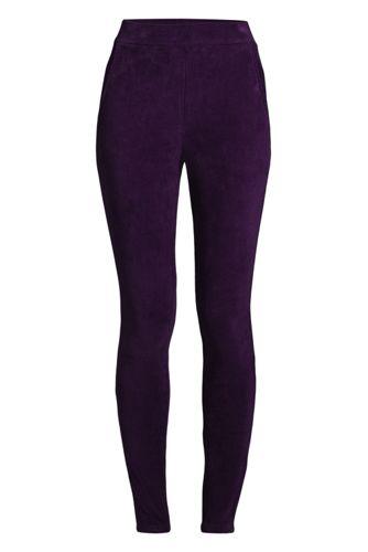 Women's Regular Sport Knit Cord Leggings