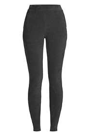 Women's Tall Sport Knit Corduroy Leggings