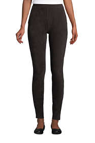 Women's Tall Sport Knit High Rise Corduroy Leggings