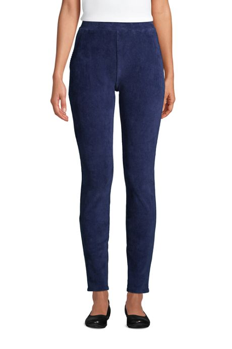 Women's Sport Knit High Rise Corduroy Leggings
