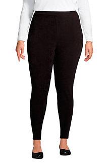 Women's Sport Knit Cord Leggings